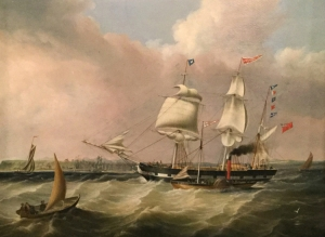 "James Heard: The British Barque ""Mary Ann Johnson"""