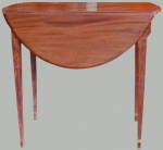 An Important Federal Mahogany Pembroke Table Baltimore, Maryland, Circa 1790-1800