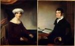Portraits of a Lady and a Gentleman