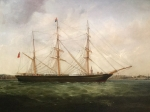 "William Kimmins McMinnThe Barque ""Margaret Longton"""
